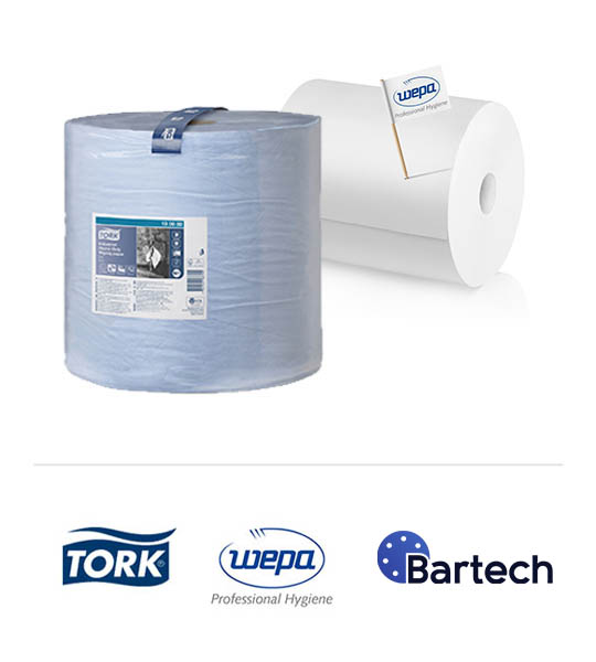 Czyściwo techniczne bawełniane i przemysłowe